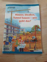 Kinderbuch übers Bauen