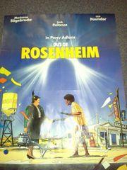 R Casaro Grafik Plakat 1987