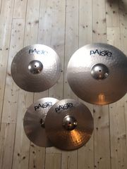 Paiste 201 Set HiHat Crash
