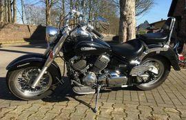 Yamaha XVS650 DragStar Classic: Kleinanzeigen aus Bochum Wattenscheid - Rubrik Yamaha über 500 ccm