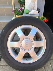 Satz Audi A3 Sommerreifen Michelin