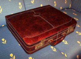 Taschen, Koffer, Accessoires - Picard Luxus Leder-Aktenkoffer