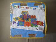 Puzzle Matten wenig gebraucht
