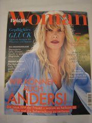 NEU ungelesen Zeitschrift WOMAN 09