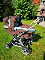 Starter Komplettpaket Kombi-Kinderwagen ABC Design