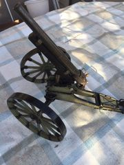 Märklin große massive Uralt Kanone-