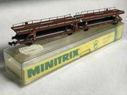Minitrix Spur N 13617 Autotransporteinheit