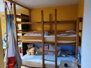 Gullibo Abenteuerbett Massivholz für Kinder