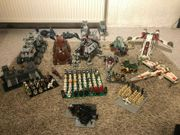 Lego Star Wars Konvolut Fahrzeuge