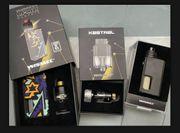 E-Zigarette Akkuträger Zubehör