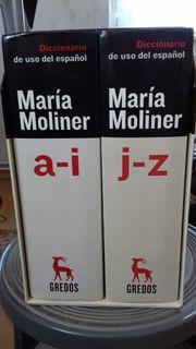 Maria Moliner Diccionario a-i und