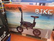 Elektro Scooter zum Sitzen E-