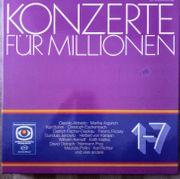 KONZERTE für MILLIONEN 1967 LP-Kassette