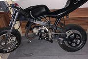 pit bike selber gebaut