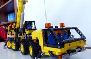 Lego Technic Mobil Kran Modell