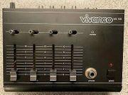 4-Kanal analog Mischpult Mixer Vivanco