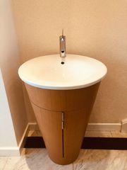 Duravit Starck 1 Möbelwaschtisch-Unterbau Tonne