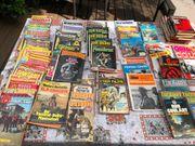 Verkaufe ca 100 Romane
