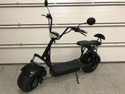 Elektro-Scooter Harley-Style Chopper Cityroller 1500