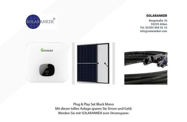 3740 Watt Solaranlage mit Solarmodule