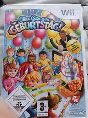 Wii Spiel Alles Gute zum