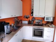 Zeitlose Küche in L-Form inklusive