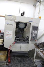 CNC Bearbeitungszentrum Brother TC 229