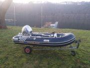 Festrumpf Schlauchboot Jockey Dinghy Rib