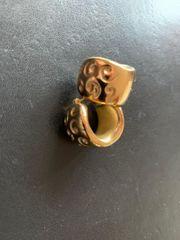 Ohrringe Creolen Gelbgold 585 - Ansehen