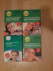 PONS Übungsbucher