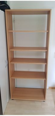 Bücherregal Buche an Selbstabholer