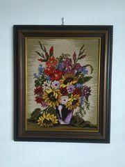 goblinbild mit Blumen