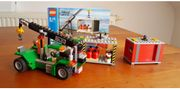 LEGO City 7992 Containerstapler