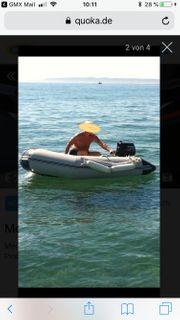 15PS Mercury Motor Schlauchboot