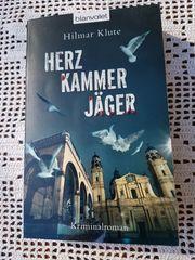 Regionaler bayerischer Krimi Herzkammer-Jäger