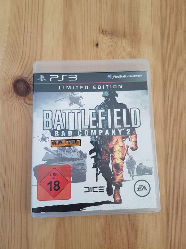 PS3 BATTLEFIELD BAD COMPANY 2 -