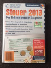 Steuer CD 2013