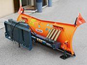 DELEKS LN-200-M Schneeschild für Minibagger