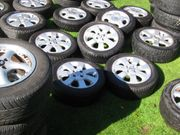 ALUFELGEN-14-15-16-ZOLL-OPEL-VW-BMW-FIAT-RENAULT-KIA-HYUNDAI-JAPANER-USW-AB 120 -350 -PRO-SATZ