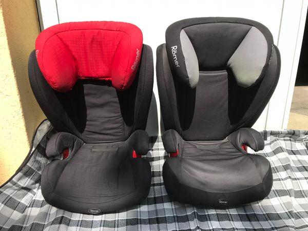 Römer Kidfix Kindersitz Isofix