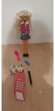 Vintage Barbie Skipper Phone Fun