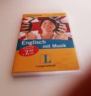 Englisch Buch und CD neu