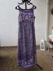 Neuwertiges edles Maxi-Sommerkleid von Avitano
