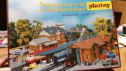 Modelleisenbahn H0 Bahnhofset Neukirch