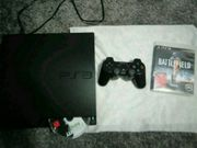 PS3 1 Controller 2 Spiele
