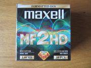 Maxell MF2HD MICRO FLOPPY DISK