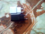 2 Stecker für Smartphones Kabel
