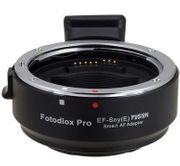 Fotodiox Objektivadapter Sony Canon