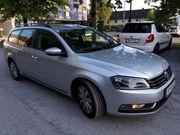 VW Passat 160000 km Navi
