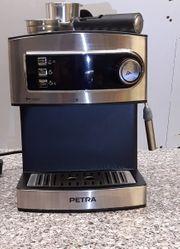 Petra Espressomaschine